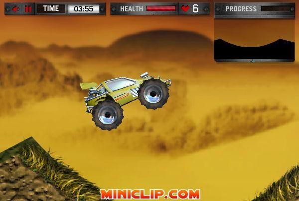 Dağ Arabası Oyunu