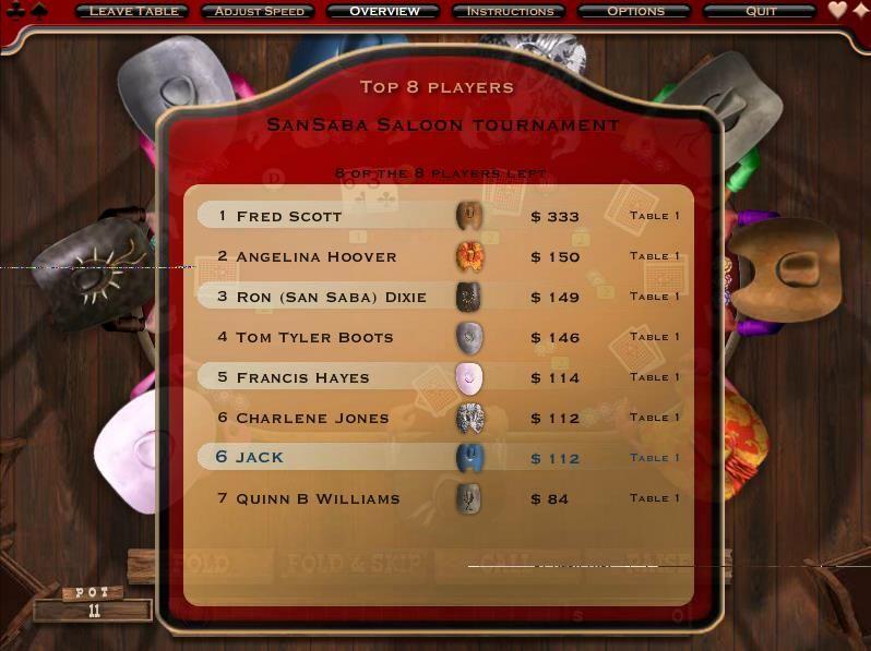 western poker online